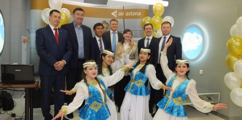 Осенняя распродажа авиакомпании «Эйр Астана» из Санкт-Петербурга