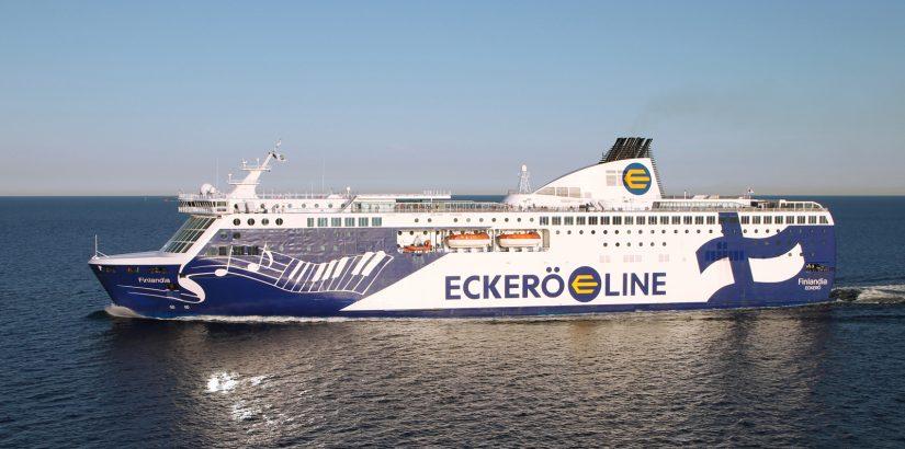 Паром Хельсинки — Таллин за 2 евро туда-обратно