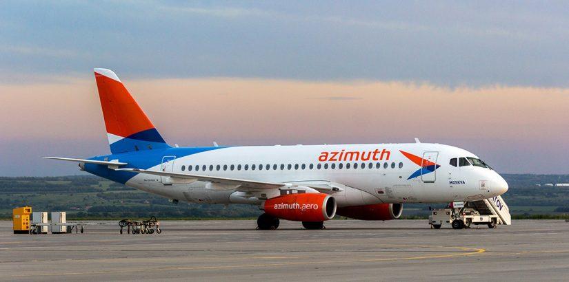 Азимут: билеты из Питера в Брянск за 888 рублей