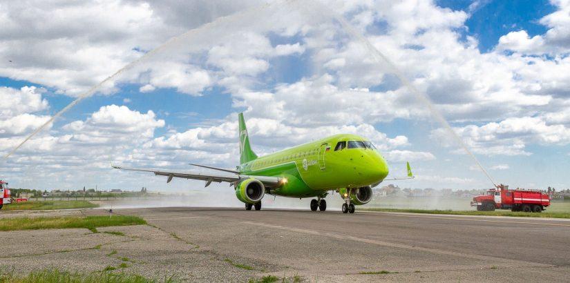 Новые рейсы S7 в Пензу, Ульяновск и Липецк