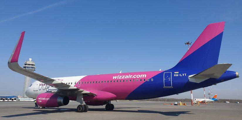 Wizz Air откроет еще пять новых рейсов из Санкт-Петербурга
