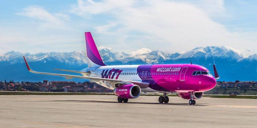 Wizz Air запустит 5 рейсов в Италию из Петербурга