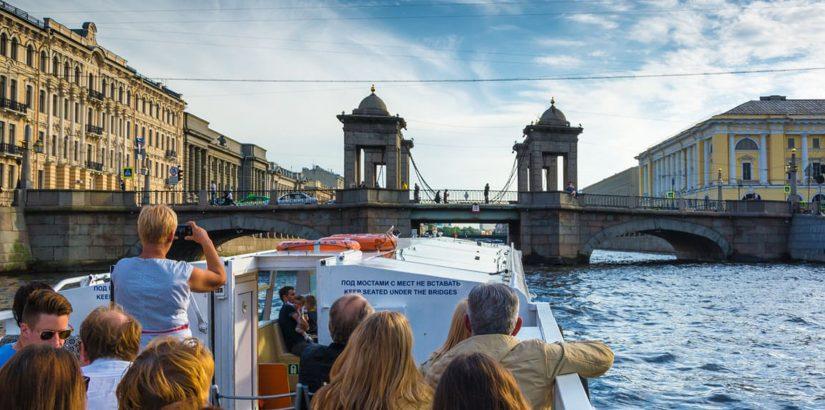 Всемирный день туризма в Санкт-Петербурге 27 сентября
